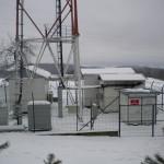 Grup electrogen in shelter site telefonie mobila