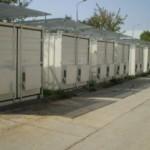 Sheltere cu grupuri electrogene