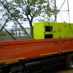 Transport si instalare grup electrogen