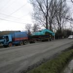 Transport echipamente locatii off road