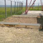 Executie platforma betonata pentru grup electrogen