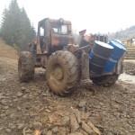Transport combustibil locatie montana izolata
