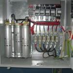 Instalare baterii de condensatoare