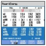 masuratori de calitate energie post tarfo