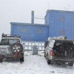 Interventii pe teren statie meteo montana